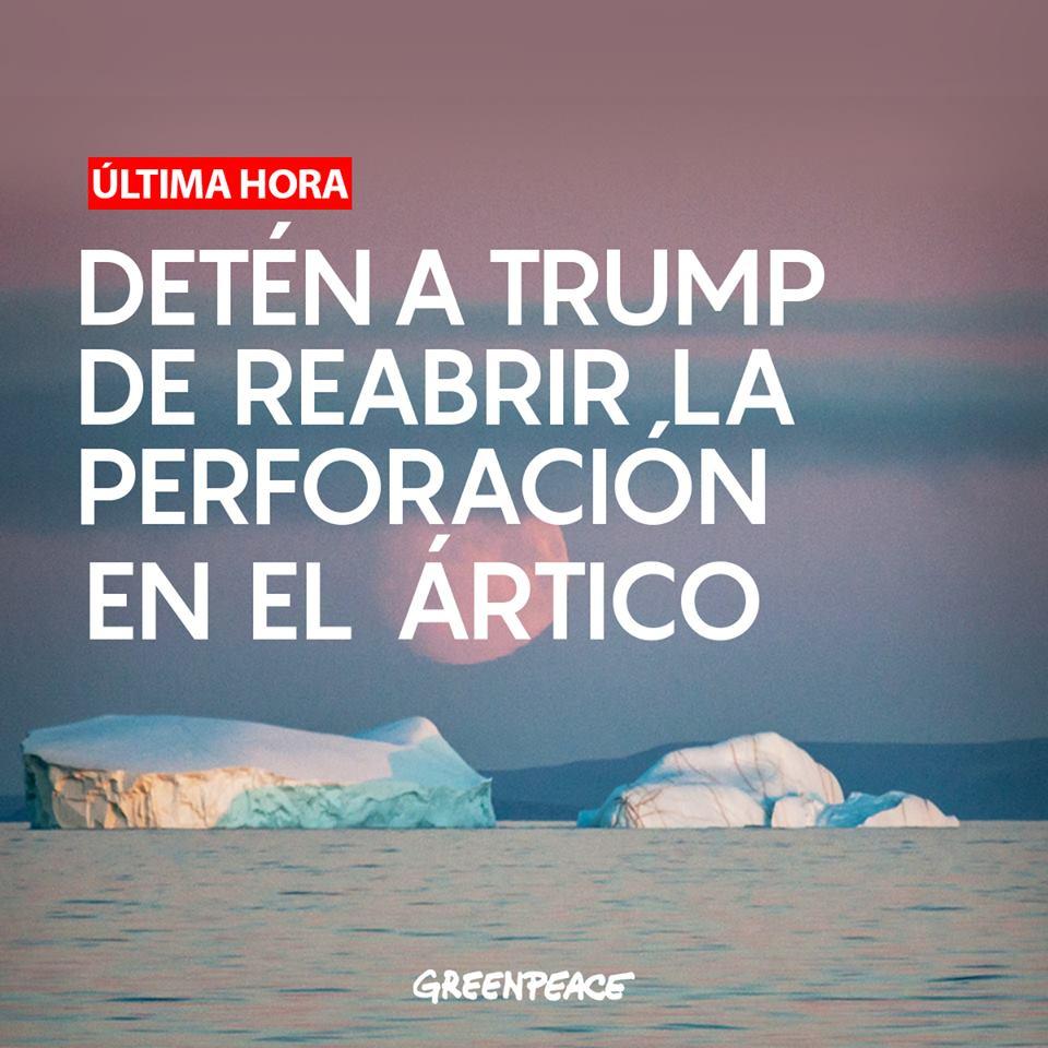 Detengamos a Trump