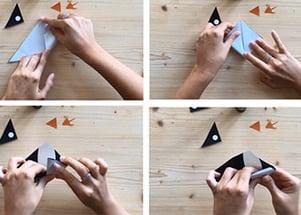 Origami Pinguino