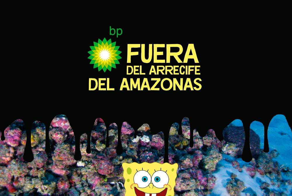 Protege la desembocadura del Amazonas de las exploraciones petrolíferas